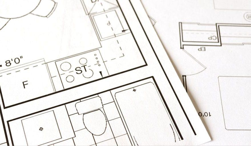 Tahapan Pembuatan Sketsa Rumah